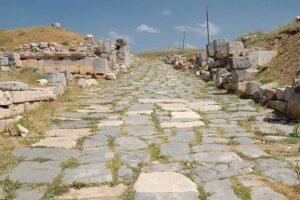 Primer viaje misionero de San Pablo - de Perge a Antioquía de Pisidia 2