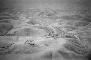 La posada del Buen Samaritano se convierte en museo - Desierto de Judea 1