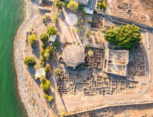 Cafarnaúm – El lugar de la promesa eucarística