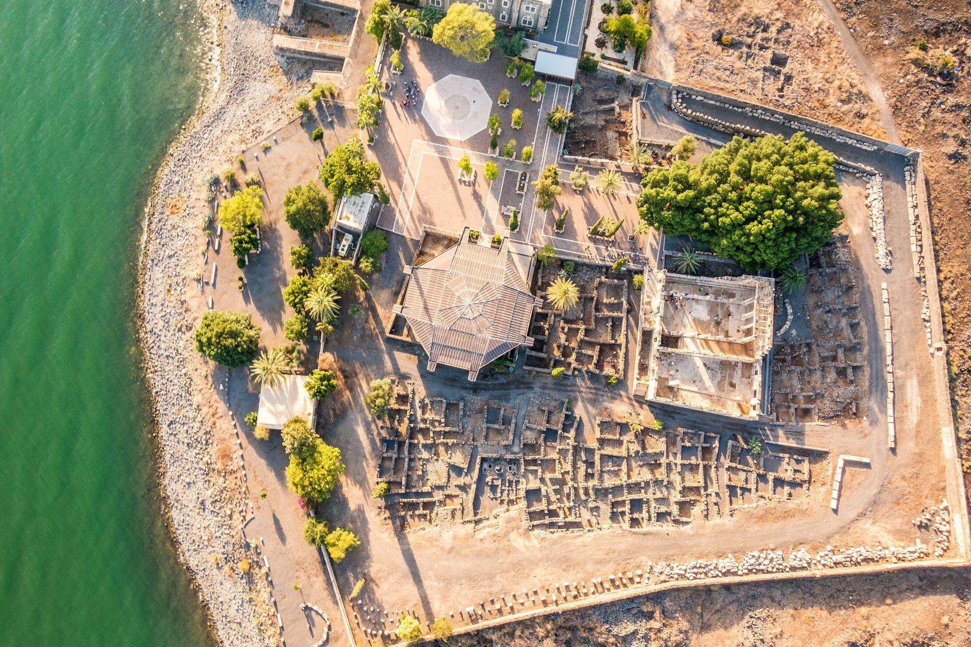 Cafarnaúm - El lugar de la promesa eucarística 1