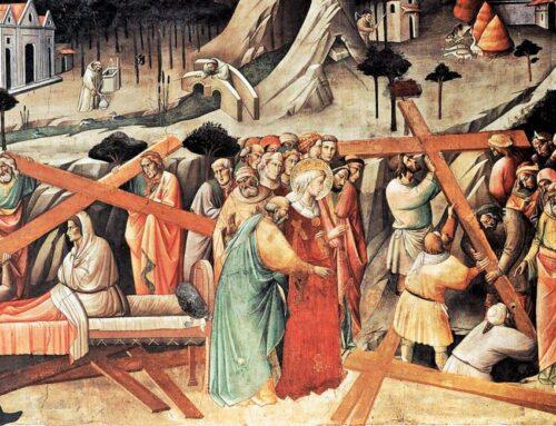 La invención de la Santa Cruz  – 3 de mayo