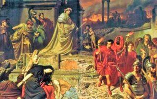 11 Emperadores romanos que persiguieron el cristianismo 1