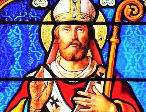 San Germán , obispo de París (+576)  – 28 mayo