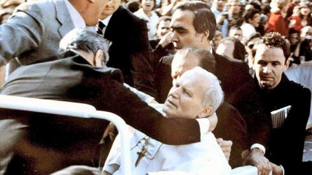 Juan Pablo II - atentado