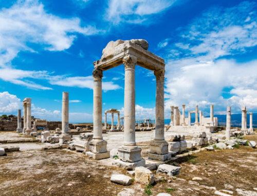 """Laodicea – La Iglesia """"tibia"""" del Apocalipsis, a través de la arqueología"""