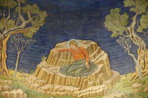 Getsemaní: olivos, textos bíblicos y arqueología - Jerusalén 2
