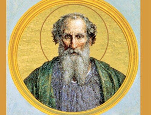 San Urbano I, papa siglo III –  19 mayo