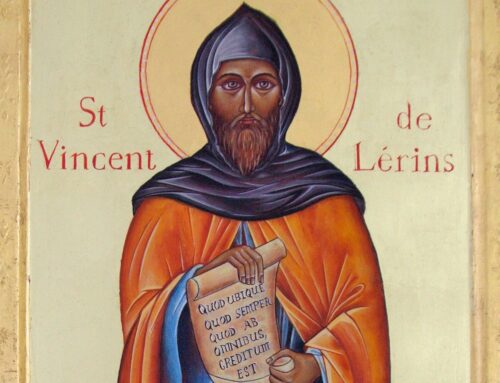 San Vicente de Lerins  – 24 de mayo