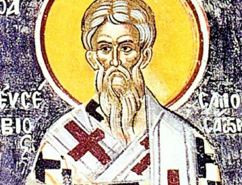 San Eusebio de Samosata, mártir 380 – 21 de junio