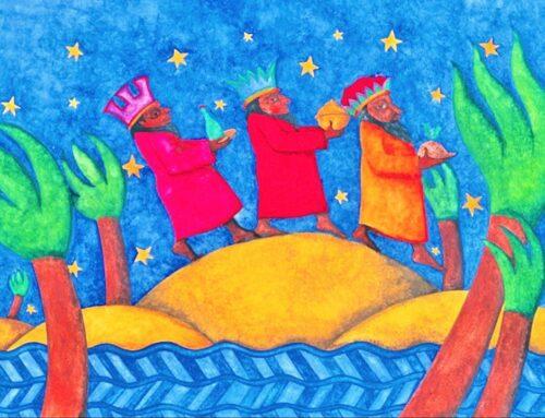 ¿Sabías por qué los Reyes Magos llevaron incienso a Jesús?