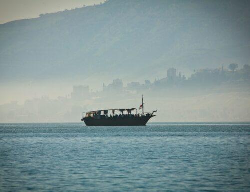 El Lago de Genesaret – Mar de Galilea