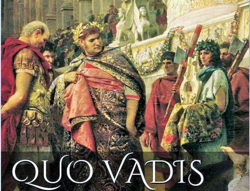 125 aniversario de «Quo Vadis» –