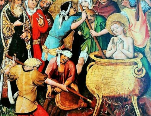 San Vito de Lucania, (+ 303) – 15 de junio