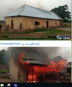 Brutal asesinato de nueve cristianos tras quemar la iglesia en la que se encontraban 2