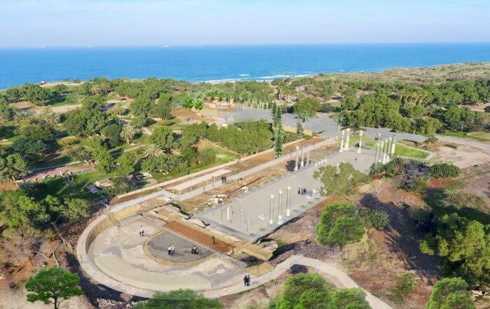 basilica ashkelon
