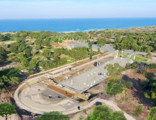 La basílica romana más grande de Israel descubierta en Ashkelon