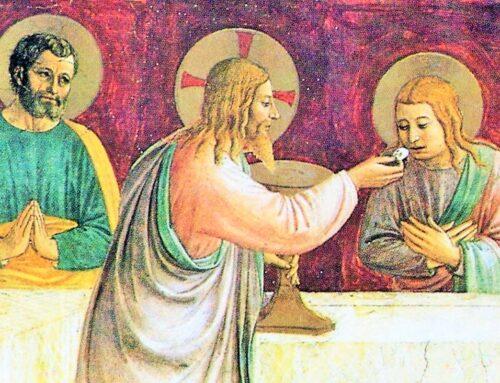 12 frases de los primeros cristianos sobre la Eucaristía