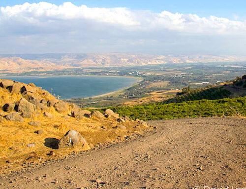 3 caminos de peregrinación desde Galilea a Jerusalén – En el siglo I
