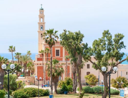 El santuario de San Pedro en Jaffa – Predicación a los gentiles