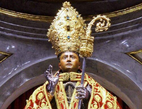 San Fermín, obispo y mártir – 7 de Julio