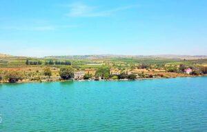 Mar de Galilea - Genesaret