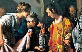 San Lorenzo y los pobres