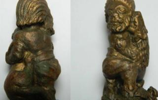 Hallazgo confirma el uso de leones en algunas ejecuciones del siglo II 3