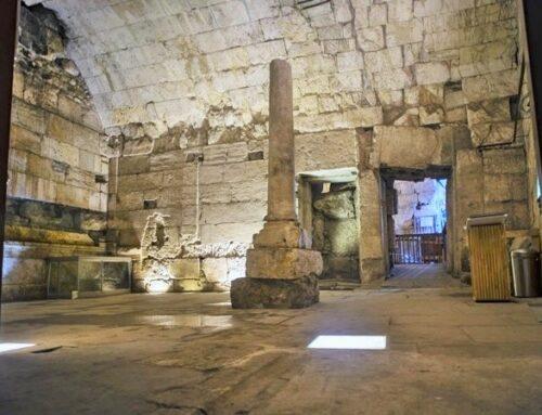 """Descubierto el """"ayuntamiento"""" de Jerusalén de la época de Jesús"""