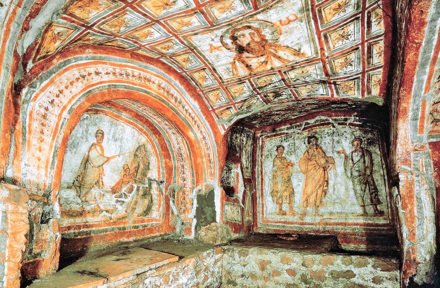Los símbolos de las catacumbas - Una síntesis de la fe cristiana 1