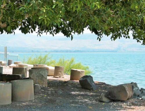 Mar de Galilea, Mar de Tiberiades, Lago de Genesaret – Tierra Santa