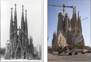La Sagrada Familia de Barcelona - La obra magna de un genio 1