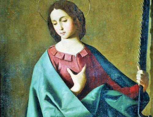 Santa Eufemia, mártir +303 – 16 de septiembre