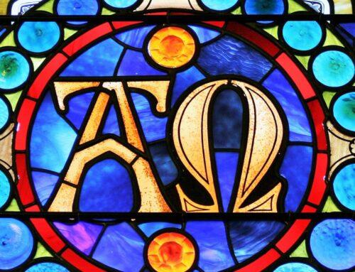 """¿Qué significa la expresión """"Alfa y Omega""""?"""