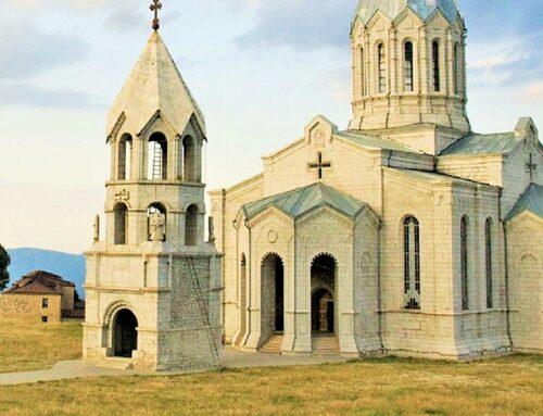 Armenia – El año 301 se convierte en la primera nación que abraza el cristianismo