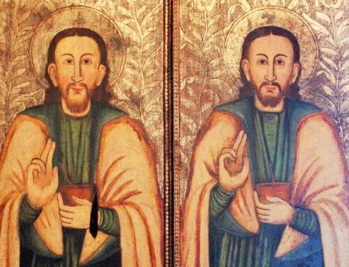 Santos Cosme y Damián, mártires – 26 septiembre