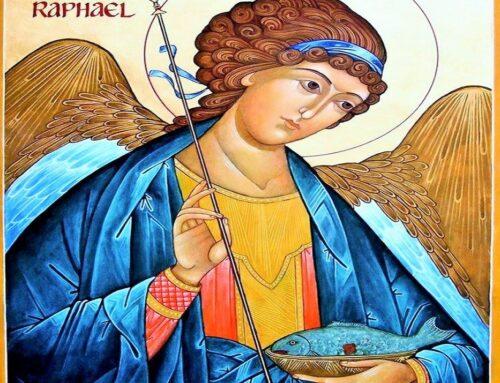 San Rafael, arcángel – 29 de septiembre