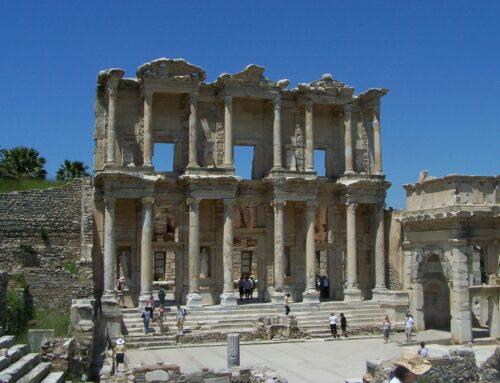 """Éfeso – El """"motín de los seguidores de Artemisa"""" contra San Pablo"""
